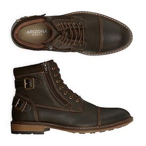 Arizona Feldspar Chukka VEGAN leather Lace boots